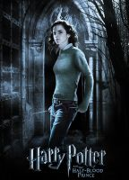 Poster Hermione Granger by GABY-MIX