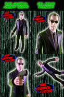 The Matrix: Agent Smith by MintConditionStudios