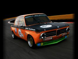 BMW 2002 sport by gregoryja