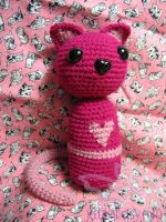 Love Kitty Critter by andricongirl