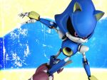 Metal Sonic Wallpaper by NoNamepje