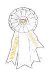 Windgate Stables Third Place Ribbon by qannekke