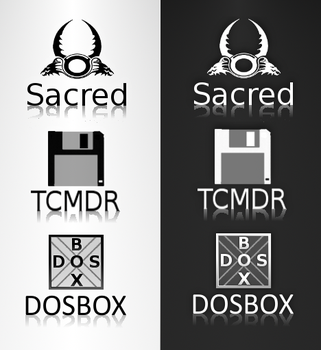Lucid Icons - A few of my own by arboris