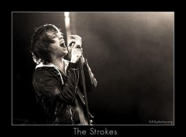 The Strokes by Margot-McC
