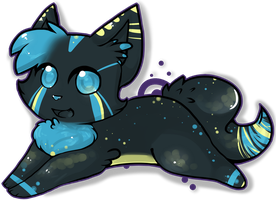 Starry Skies Adopt CLOSED by StarSushi-Adopts