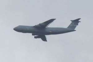 C-5 Galaxy One of the Gentle Giants by Ghost141