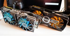 Zotac GTX 470 AMP and Gelid Icy Vision by apple-yigit-jack