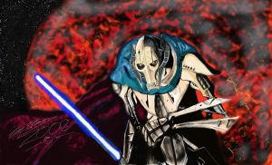 General Grievous by lelmer77