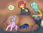 Like Mom Like Filly by MustLoveFrogs