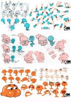 The Amazing World of Gumball Concept Art 2 by WaniRamirez