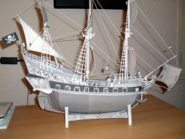 Wicked Wench starboard by Yhoko