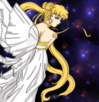 Princess Serenity by Utter-Moquerie