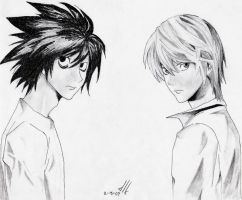 Death Note by greentea901