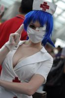 Anime Expo 2013 : Faces of Cosplay_0031 by JuniorAfro