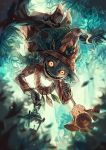 Skull kid by anokazue