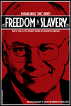 Freedom is Slavery by luvataciousskull
