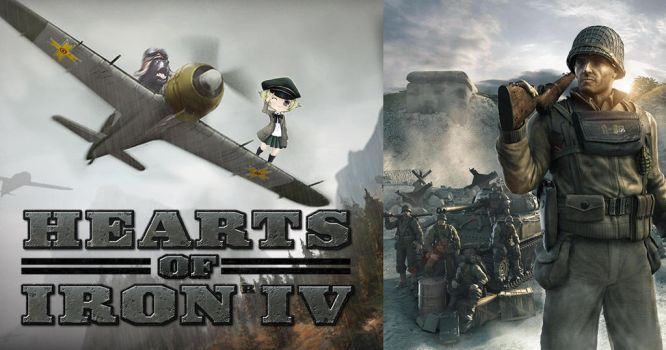 Hearts Of Iron 4 by desca97