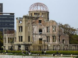 A-bomb Dome by thecomingwinter