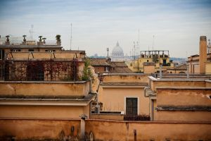 Postcard from Rome by Gundross