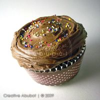 Chocolate with Sprinkles by CreativeAbubot
