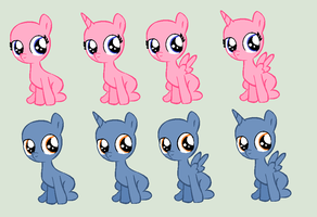 Mlp Adoptables Base by slitherfang-bases
