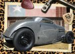 Billy Gibbons' coupe by RedHotTiki