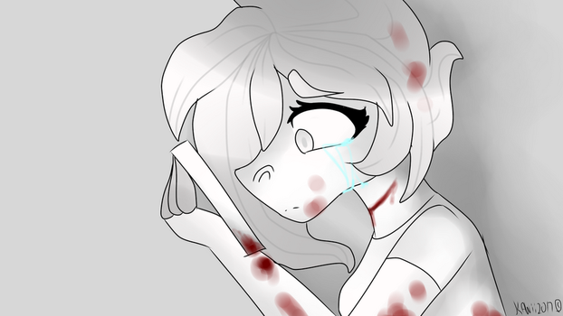 Heartbroken and dying (VENT) by KawiiDinoGirl