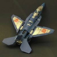 Dogfight Jet Mode by Shinobitron