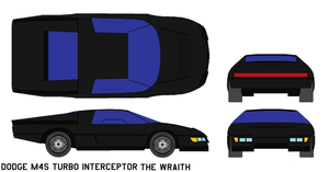 The Wraith  Turbo Interceptor by bagera3005