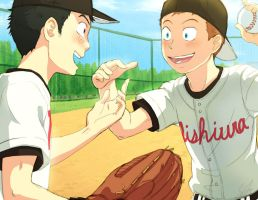 Oofuri - Summer Season by Innocent-raiN