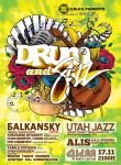 Drum and Jazz 2012 by daffonso
