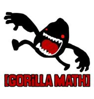 Gorilla Math 02 by iDOtheDEW