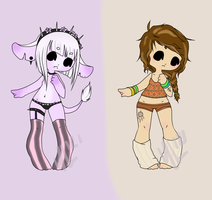 Cutie Adopts! [ONE LEFT] by Dr-Lawliette