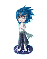 Aoi Chibi Redesign by TheULTImateAngel