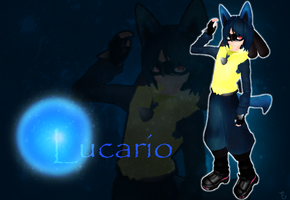 MotM: MMD Newcomer- Lucario by funCatty