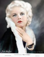 Jean Harlow - Hell's Angels by klimbims
