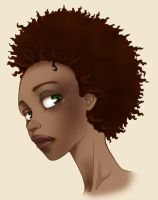 Afro by Nuditon