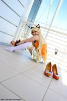 SeeU Vocaloid by Saru-Cosplay