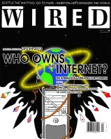 WIRED Cover by KirbywithaMasamune