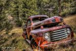 Abandoned Forgotten Ford: HDR Edit by nerdboy69