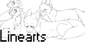 Lineart Pack by Hoxau