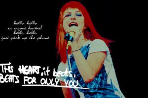 Hayley Williams blend by sexylove555