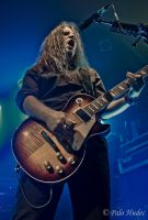 Blind Guardian - Marcus Siepen by stratael