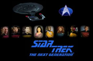 Star Trek The Next Generation by stick-man-11