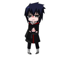 Chibi sasuke: I AM NOT OBSESSED by itasasu2002
