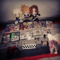 Kingdom Hearts Collection by Monksea