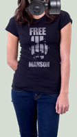 Free Manson by JovDaRipper