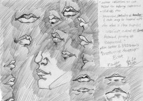 The Lips_001 by delaronde