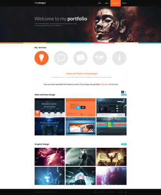 Nifty Designs Portfolio  - For Sale by MichaelPaterson