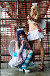 Panty and Stocking by KNami
